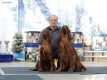 Сергей, Тинни, Бруно
